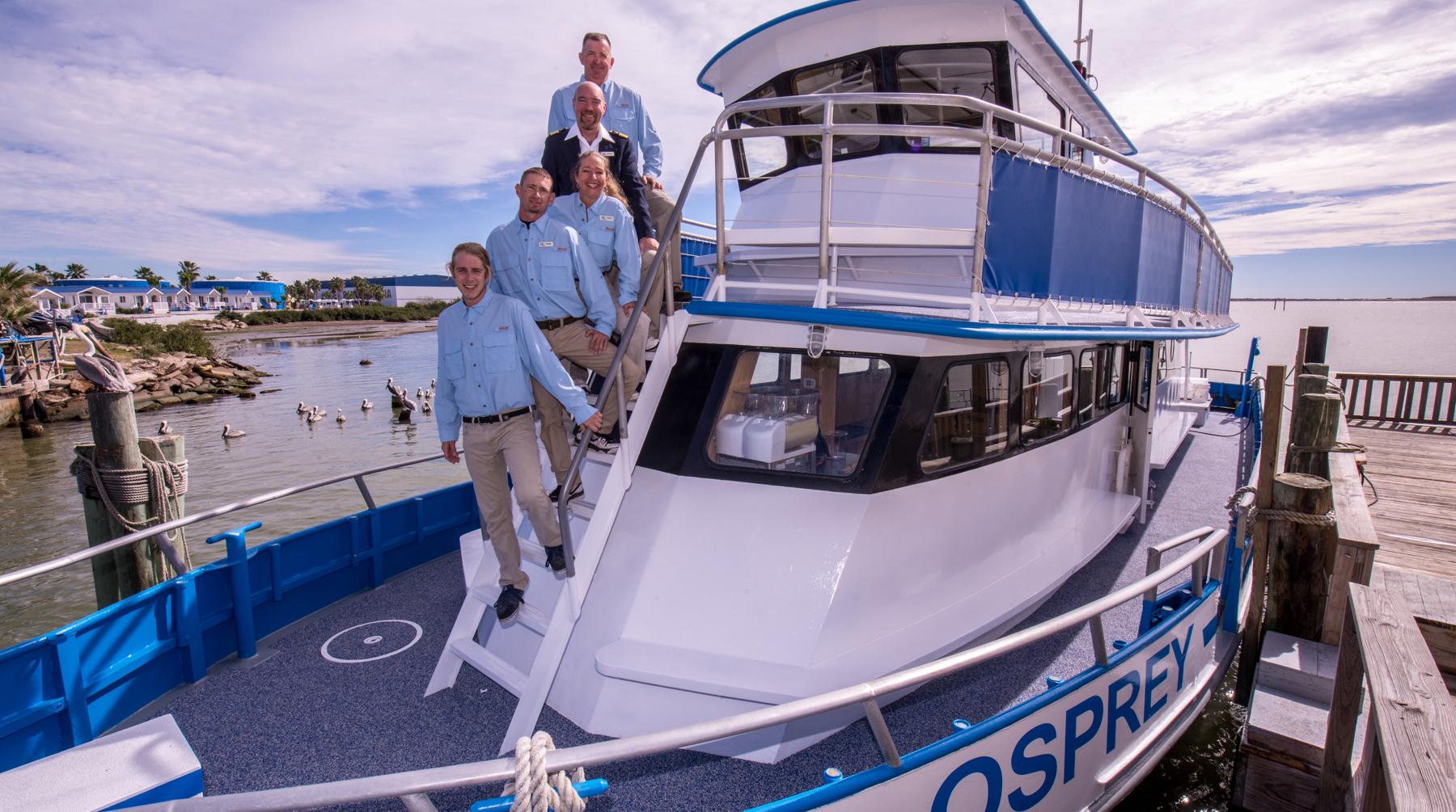 Osprey Crew