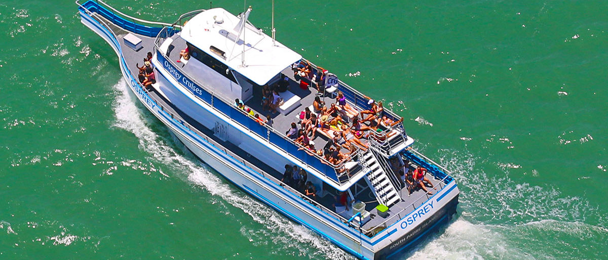 South Padre Island Cruises
